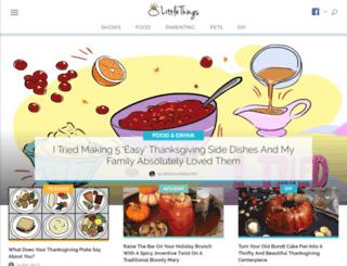 elephants.littlethings.com screenshot