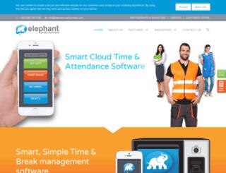 elephantsmartbusiness.com screenshot
