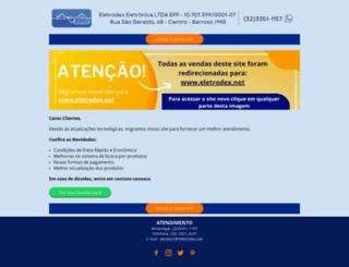 eletrodex.com.br screenshot