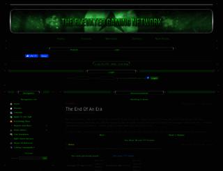 elevatedgaming.net screenshot