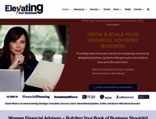 elevatingyourbusiness.com screenshot