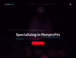 elevationweb.org screenshot