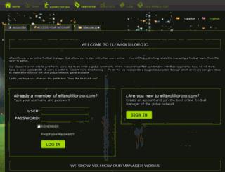 elfarolillorojo.com screenshot