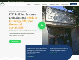 elfiwallsystem.com screenshot