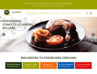 elfogonilicitano.es screenshot