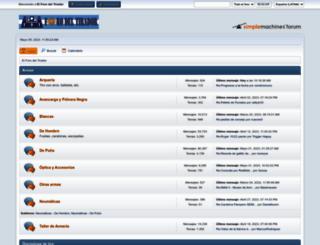elforodeltirador.com screenshot