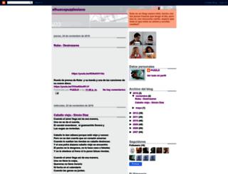 elhuecopuzzlesiano.blogspot.com screenshot