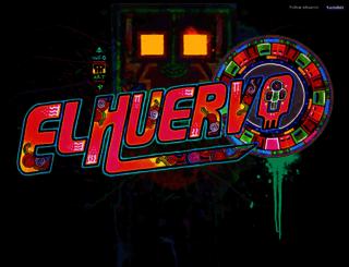 elhuervo.tumblr.com screenshot