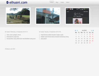 elhusni.com screenshot