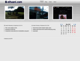 elhusni.com screenshot