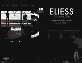 eliess.com screenshot