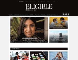 eligiblemagazine.com screenshot