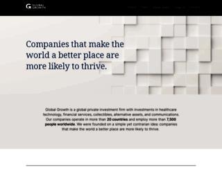 eliglobal.com screenshot