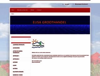 elisa.nl screenshot