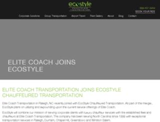 elitecoach.net screenshot