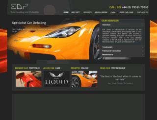 elitedetailer.com screenshot