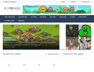 elitefreegames.com screenshot