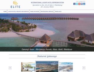 elitehotelmarketing.com screenshot
