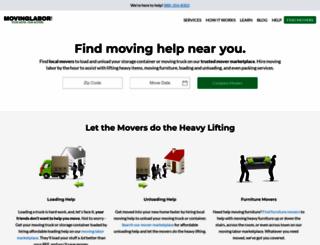 elitemovinglabor.com screenshot