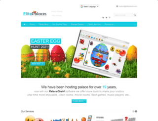 elitepalaces.com screenshot