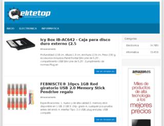 elitetop.es screenshot