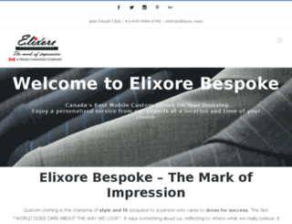 elixore.com screenshot