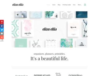 elizaellis.blogspot.com.au screenshot