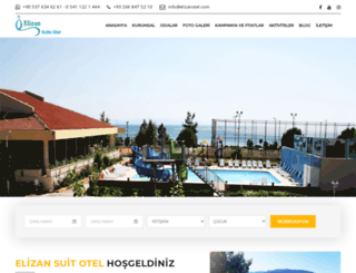 elizanotel.com screenshot