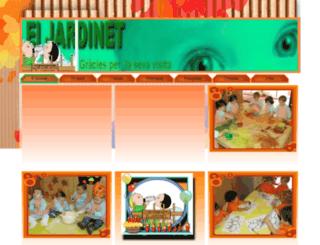 eljardinet.es screenshot