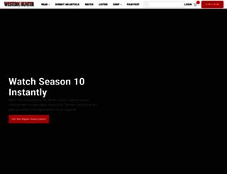 elkhuntermagazine.com screenshot