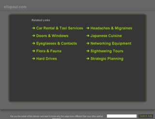ellapaul.com screenshot
