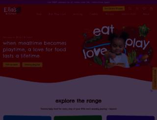 ellaskitchen.co.uk screenshot