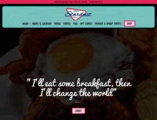 ellensstardustdiner.com screenshot