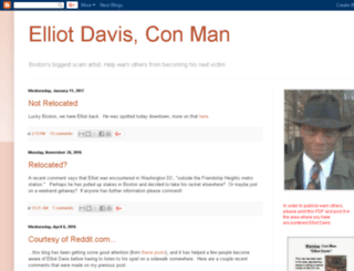 elliotdavisconman.blogspot.com screenshot