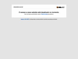elmanoferrer.com.br screenshot