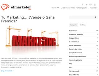elmarketer.com screenshot