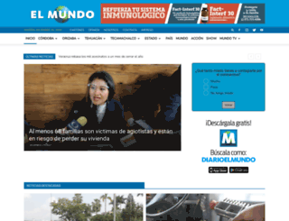 elmundodecordoba.com screenshot
