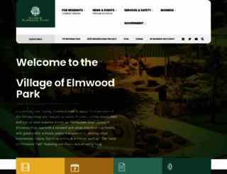 elmwoodpark.org screenshot
