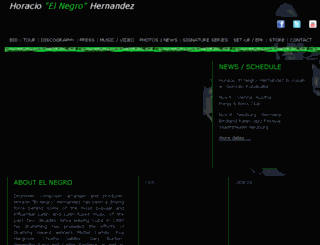 elnegro.com screenshot