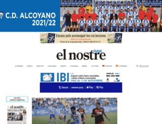 elnostreperiodic.com screenshot