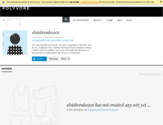 eloiskrenkeaex.polyvore.com screenshot