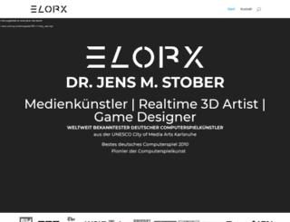 elorx.com screenshot