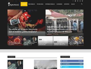 elpaparazzi.net screenshot