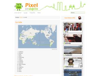 elpixelviajero.com screenshot