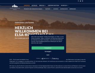 elsa-konstanz.de screenshot