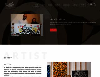 elseed-art.com screenshot