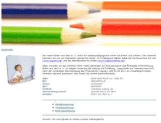 eltern-ans-netz.de screenshot