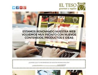 elteso.es screenshot