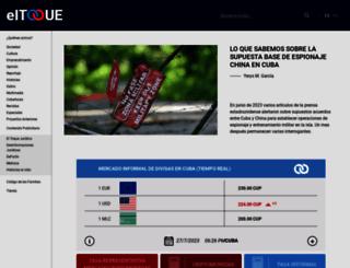 eltoque.com screenshot