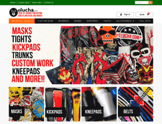 elucha.com screenshot